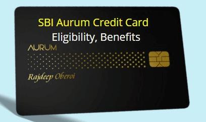 SBI Super Premium Credit Card Kaise Le